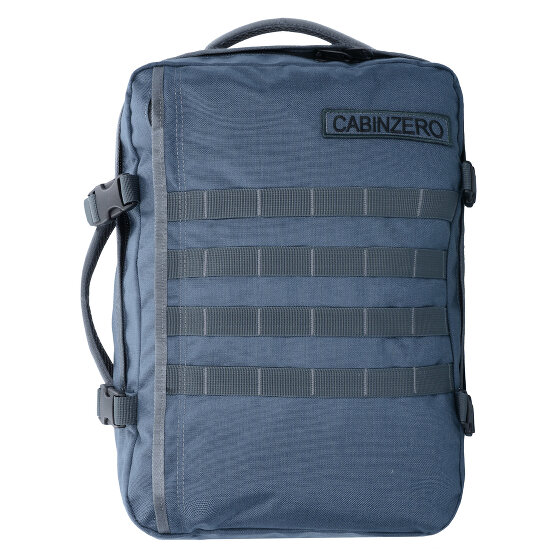 Cabin Zero Military 28L Cabin Backpack Rucksack 44 cm military grey CZ19-1810