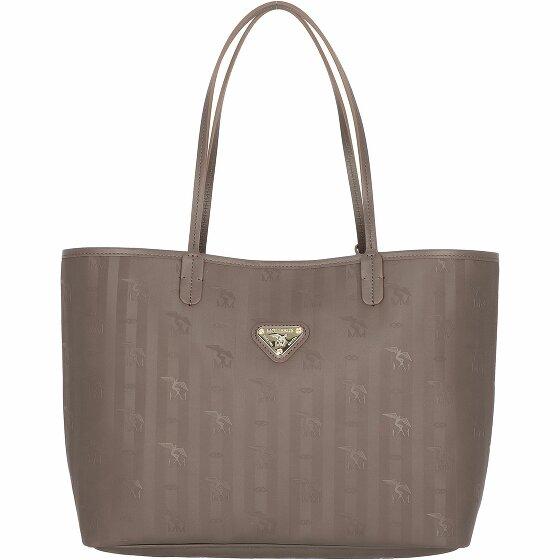 Maison Mollerus Bern Shopper Tasche 34 cm trunk/gold 01-2545-2668