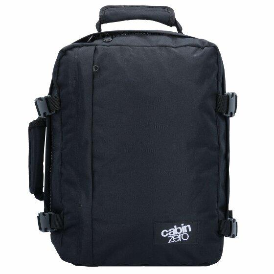 Cabin Zero Mini 28L Cabin Backpack Rucksack 39 cm absulute black CZ08-1201