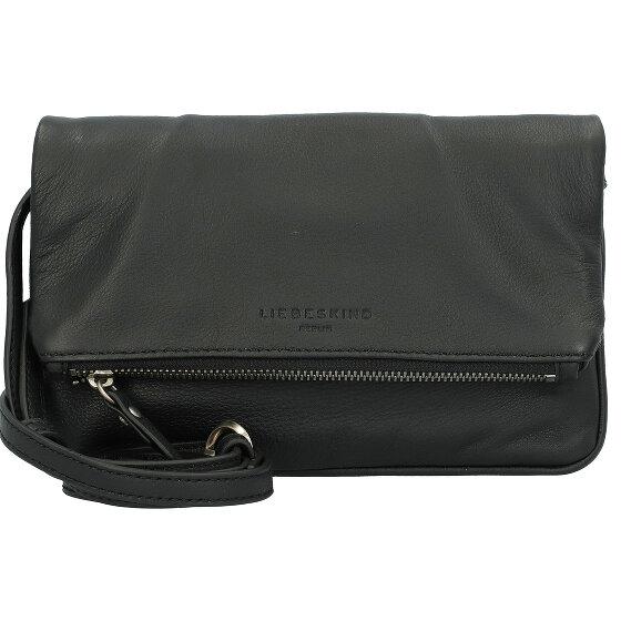 Liebeskind Aloe S Clutch Tasche Leder 21 cm black AloeS20-9999