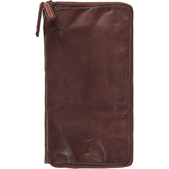 Jack Kinsky Sydney 1020 Geldbörse Leder 21 cm mokka sydney1020-mokka