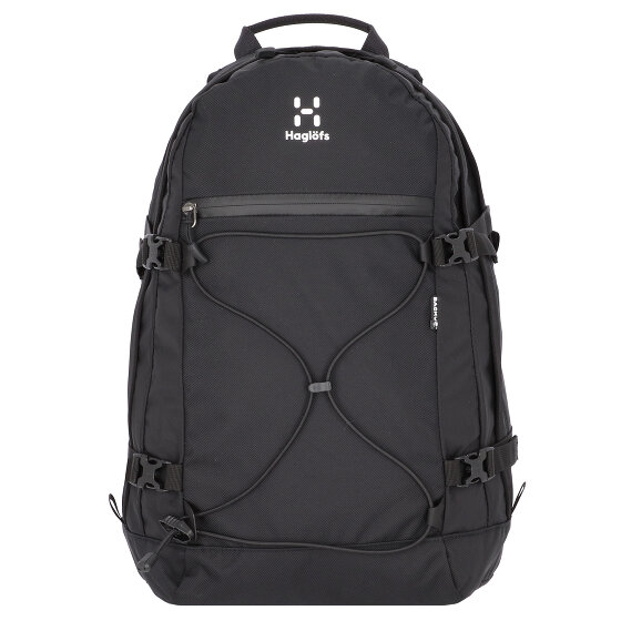 Haglöfs Backup 15 inch Rucksack 48 cm Laptopfach true black 338500-2C5
