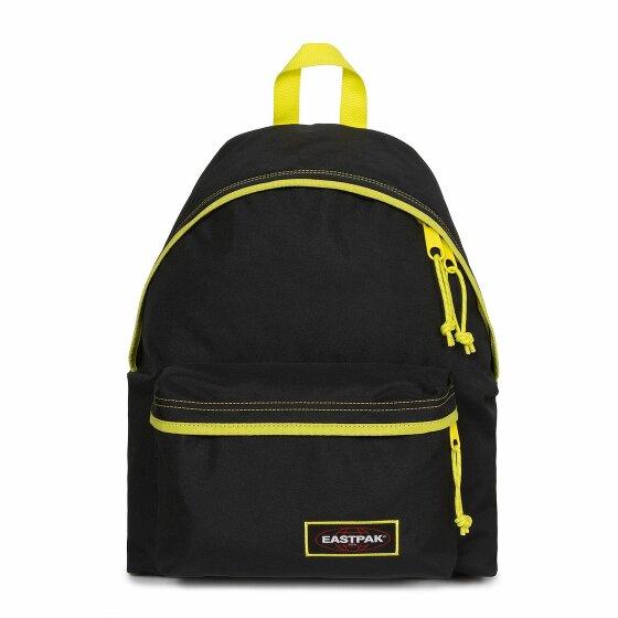 Eastpak Padded Pak'r Rucksack 40 cm Laptopfach kontrast lime EK620-I85
