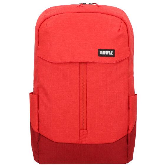 Thule Lithos 20L Rucksack 44 cm Laptopfach lava/red feather 3204273