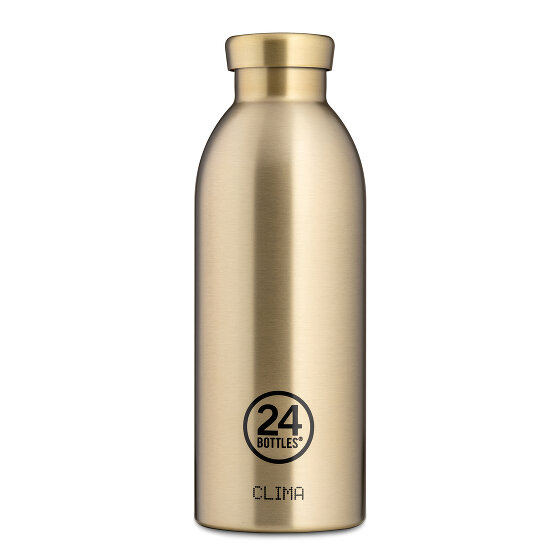 24Bottles Glam Clima Trinkflasche 500 ml prosecco gold 230-proseccogold