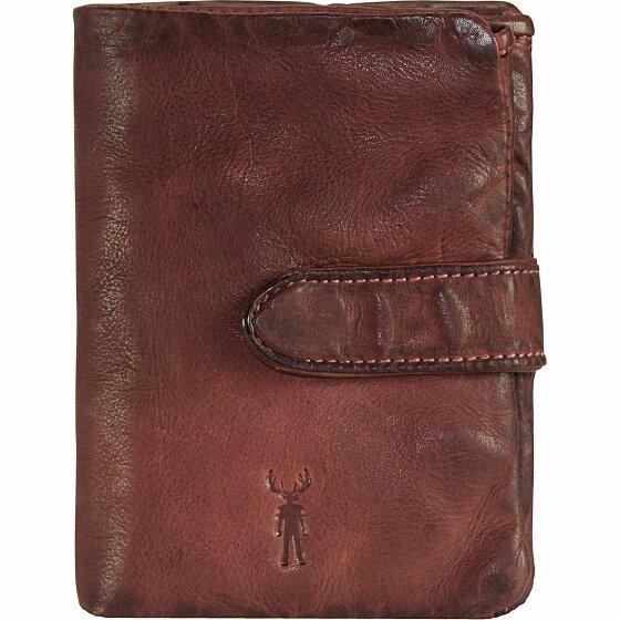 Jack Kinsky Sydney 818 Geldbörse Leder 9 cm mokka sydney818-mokka