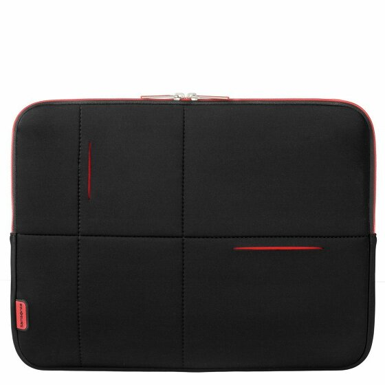 Samsonite Airglow Sleeves Laptop-Hülle 40 cm black-red 46123-1073