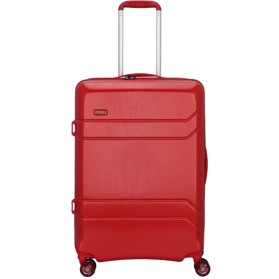 Jump Moorea 4-Rollen Trolley 65 cm piment MAP24-piment