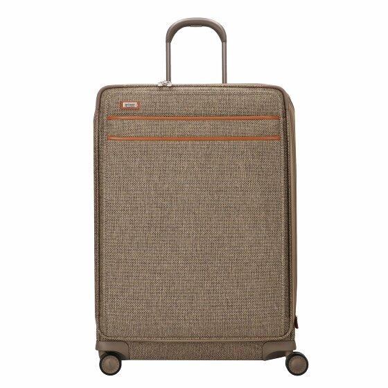 Hartmann Tweed Legend 4-Rollen Trolley 78 cm natural tweed 119436-4652