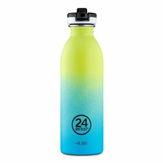 24Bottles Athleisure Urban Trinkflasche 500 ml titan 589-titan