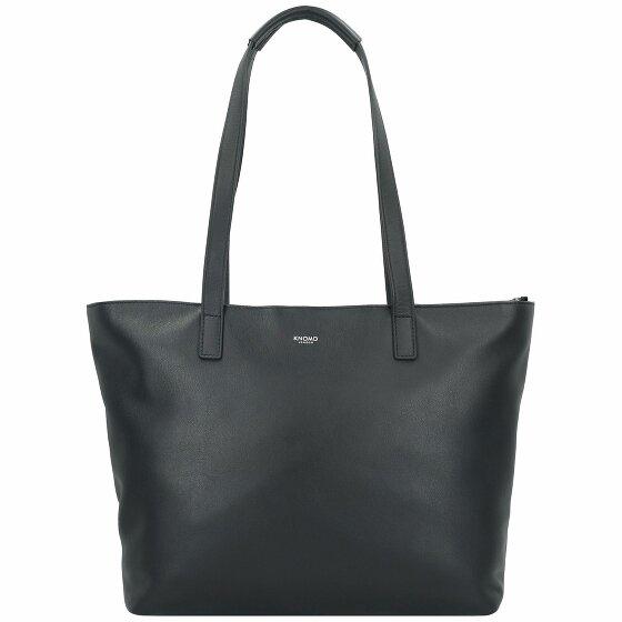 Knomo Mayfair Luxe Shopper Tasche RFID Leder 41 cm Laptopfach blazer 120-207-BLZ