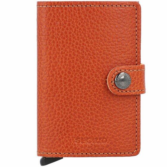 Secrid Miniwallet Vegetable Kreditkartenetui RFID Leder 6,5 cm caramello-sand MVg-CaramelloSand