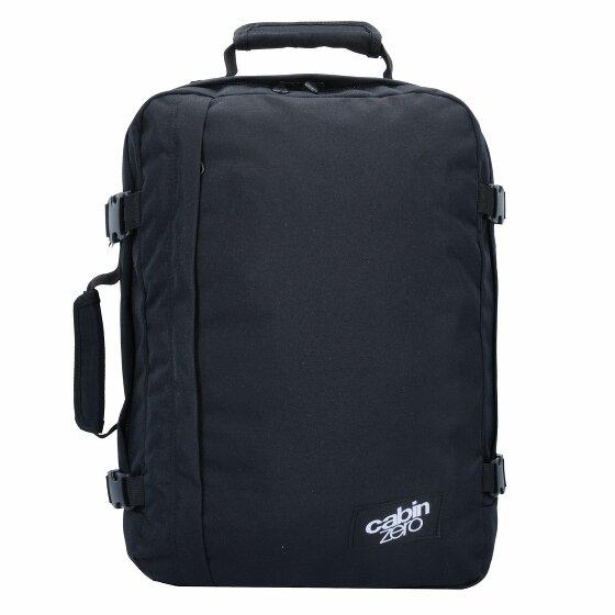 Cabin Zero Classic 36L Cabin Backpack Rucksack 44 cm absulute black CZ17-1201