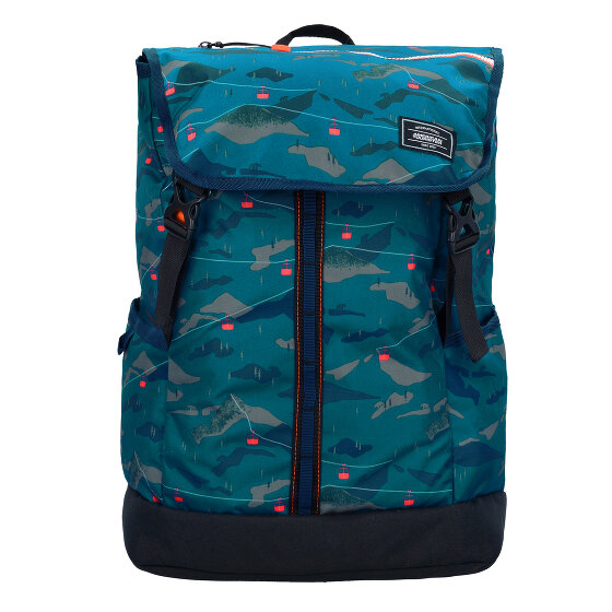 American Tourister Urban Groove Lifestyle Rucksack 46 cm Laptopfach camo cartoon AMT-107265-7104