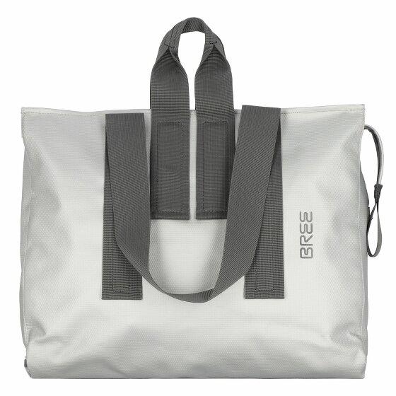 Bree Pnch 736 Handtasche 44 cm chrome 83-570-736
