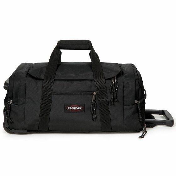 Eastpak Leatherface S + 2-Rollen Reisetasche 55 cm black EK31E-008