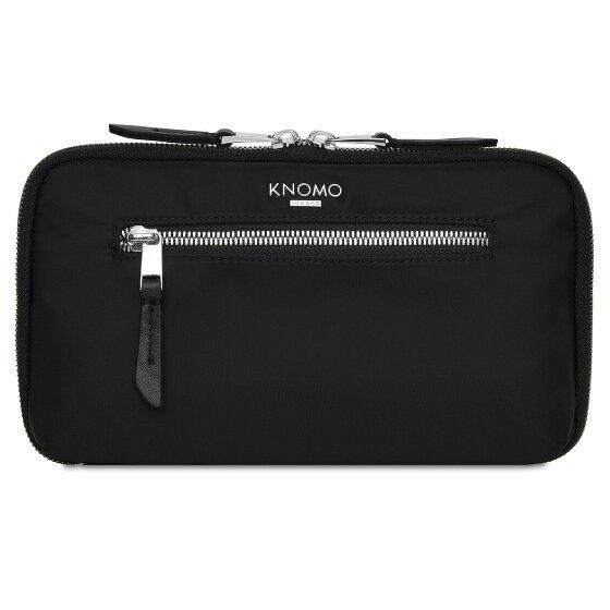 Knomo Mayfair Handtaschen Organizer RFID 23 cm black 119-051-BSN