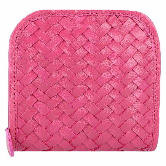 Jack Kinsky Portofino Geldbörse Leder 12 cm pink Portofino 219-100