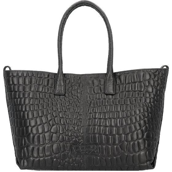 Liebeskind Chelsea Sopper Tasche Leder 37 cm black ChelseaM20-9999