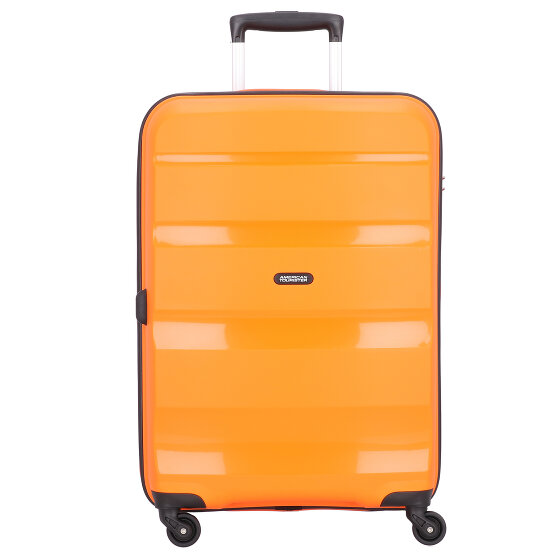American Tourister Bon Air 4-Rollen Trolley 66 cm tangerine orange 59423-7976