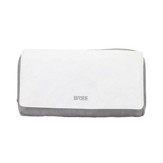 Bree Vary 3 Gürteltasche 23 cm grey/white 411-955-003
