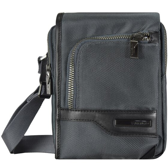 Samsonite GT Supreme Umhängetasche 18 cm grey black 64030-1412