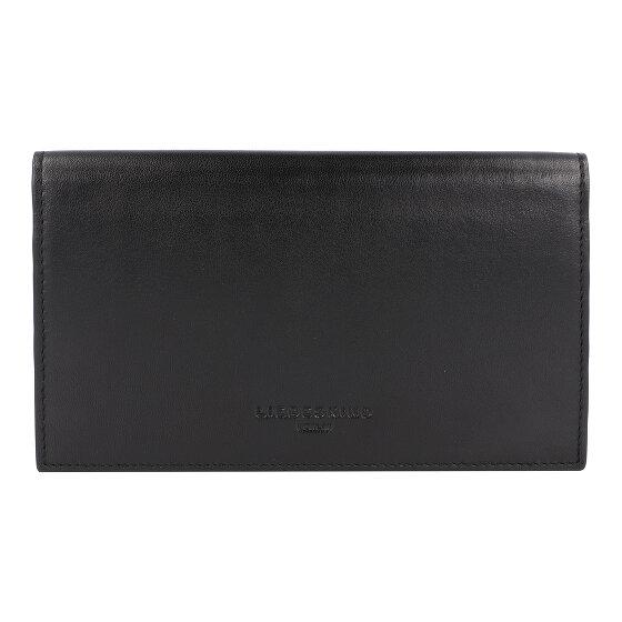 Liebeskind Oak Stacy Geldbörse RFID Leder 19,5 cm black OAStacyS2-9999