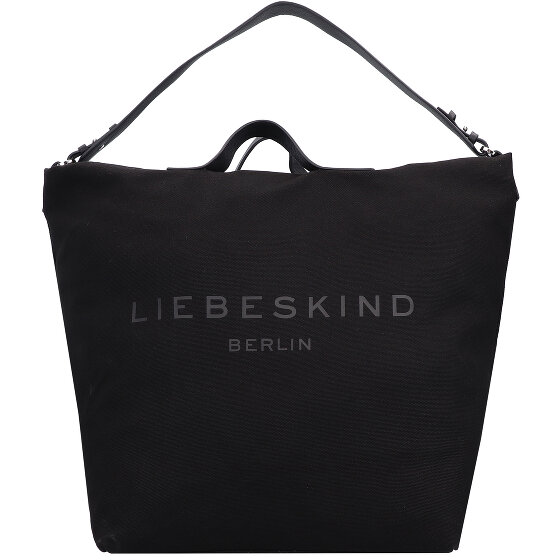 Liebeskind Clea Hobo Large Henkeltasche 48 cm black T2-899-94-X098-9999