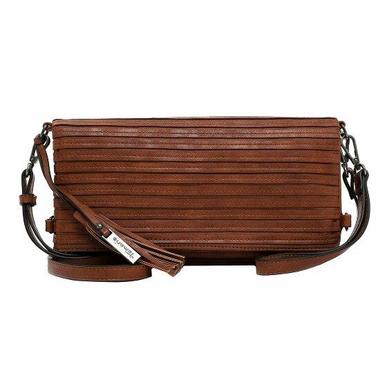 Tamaris Carina Clutch Tasche 27 cm cognac 31101-700