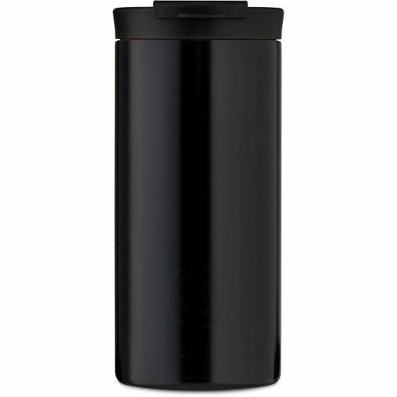 24Bottles Basic Travel Trinkbecher 600 ml tuxedo black 408-tuxedoblack