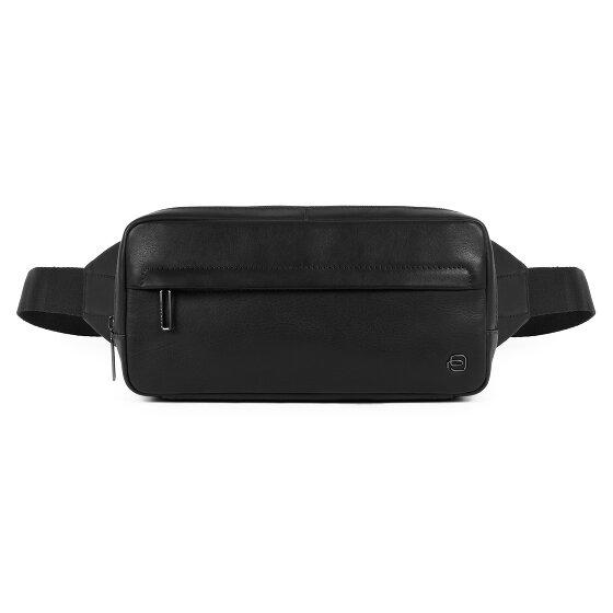 Piquadro Falstaff Gürteltasche Leder 29 cm black CA5371S111-N