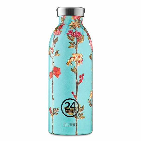 24Bottles Floral Clima Trinkflasche 500 ml sweetheart 630-sweetheart