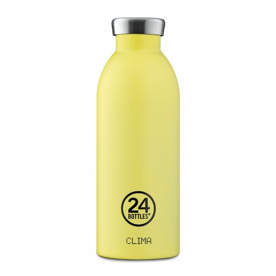 24Bottles Earth Clima Trinkflasche 500 ml citrus 656-citrus