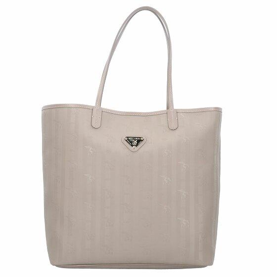 Maison Mollerus Luzern Shopper Tasche 34 cm taupe 01-2593-6608