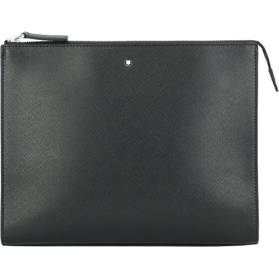 Montblanc Montblanc Sartorial Herrenhandtasche Leder 27 cm black 126054