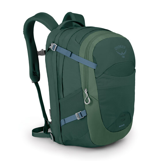 Osprey Nova Rucksack 46 cm Laptopfach tortuga green 10002806