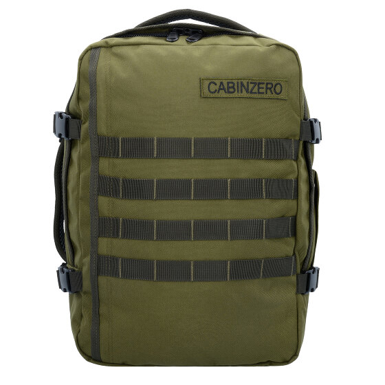 Cabin Zero Military 28L Cabin Backpack Rucksack 44 cm military green CZ19-1403