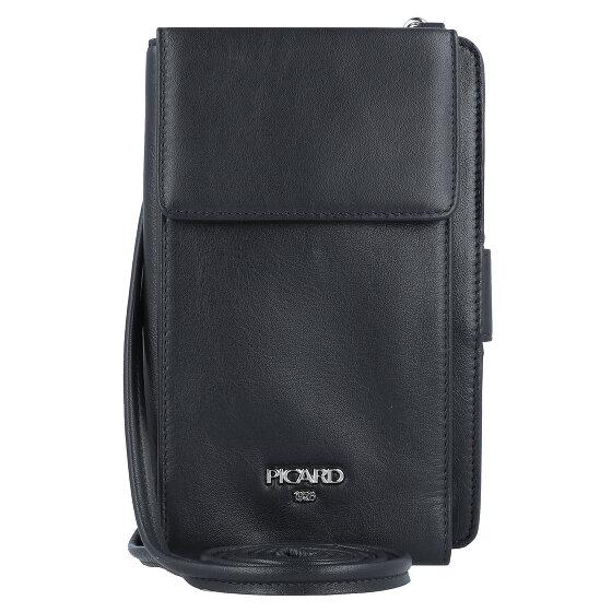 Picard Bingo Geldbörse Smartphone Etui Leder 11 cm ozean 9598-342-023