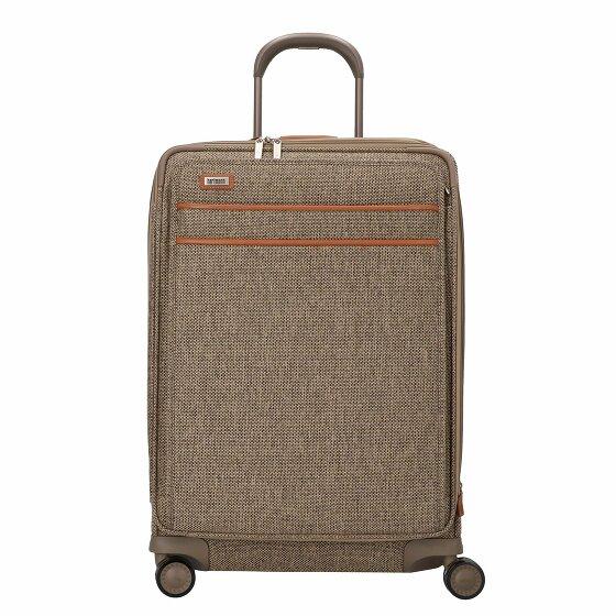 Hartmann Tweed Legend 4-Rollen Trolley 70 cm natural tweed 119435-4652