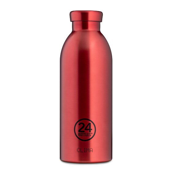 24Bottles Glam Clima Trinkflasche 500 ml chianti red 226-chiantired